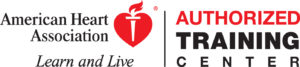 American Heart Association Authorized Training Center Seal